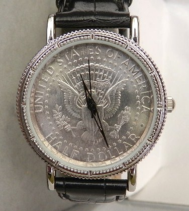 Silver Dollar Coin Watch At Www Buyrarestuff Com